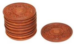 Wooden Mats for Hanging Incense Burners