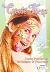 Create Faces™ – Face Painting: Holidays & Seasons
