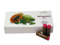 Depileve Gold Concentrate Ampoules