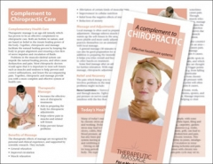 A Complement to Chiropractic Care - New Style
