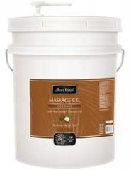 Bon Vital Coconut Massage Gel Pail - 5 Gallon