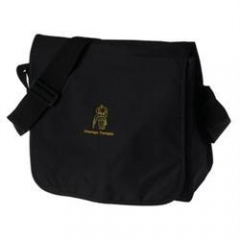 Massage Therapist Messenger Bag w/ Logo