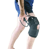 BodyMed Cold Compression Therapy Wrap-Knee