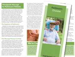 Parkinson's Disease Massage-New Style