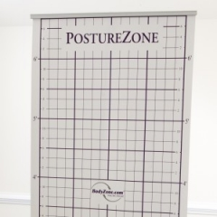 Posture Zone Posture Assessment Chart-Portable