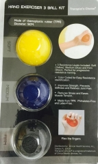 Therapist's Choice® Hand Exercise Ball Kit