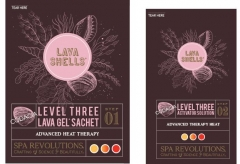 Spa Revolutions Lava Shell Charges - Level 3