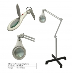 Floridian LED Magnifying Lamp