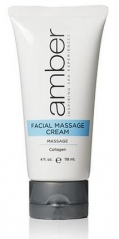 Amber Facial Massage Cream with Collagen