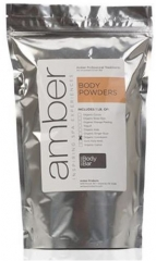 Amber Organic Corn Starch Body Powder 1 lb