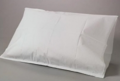 Disposable Pillow Cases Standard Tissue Poly 21