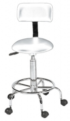 Stool - Deluxe Lever with Back Support FBC-DSW
