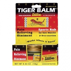 Tiger Balm Ultra Strength .63 oz