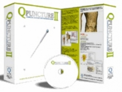 Qpuncture II CD-ROM Acupuncture & Herb Reference Guide