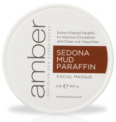 Amber Sedona Facial Mud Paraffin Blend