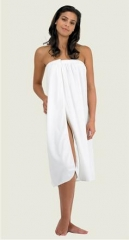 Canyon Rose Microplush Spa Wrap CLEARANCE