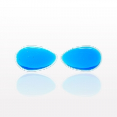Oval Gel Eye Patches, Blue