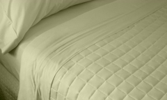 Comphy Microfiber Quilted Twill Blanket 60
