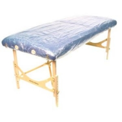 Waterproof Plastic Massage Table Cover - Fitted