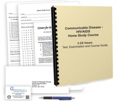 Communicable Disease HIV/AIDS - 3 CE Hours