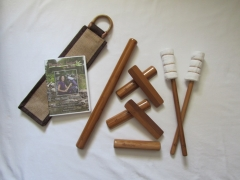 Bamboo Fusion Cold - Chair Bamboo Stick Set & Chair Version DVD