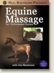 Equine Massage DVD