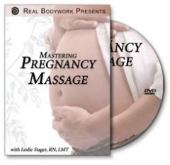 Mastering Pregnancy Massage Video DVD