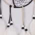 Taiji Dream Catcher Circular Net With Feathers 102409