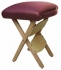 Therapist's Choice® Wooden Folding Stool