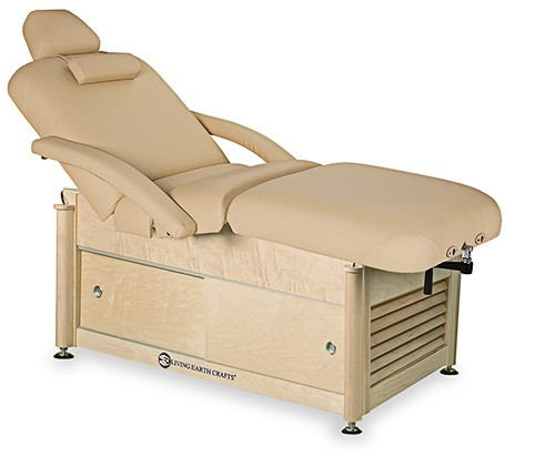 Living Earth Crafts Massage Table Manual