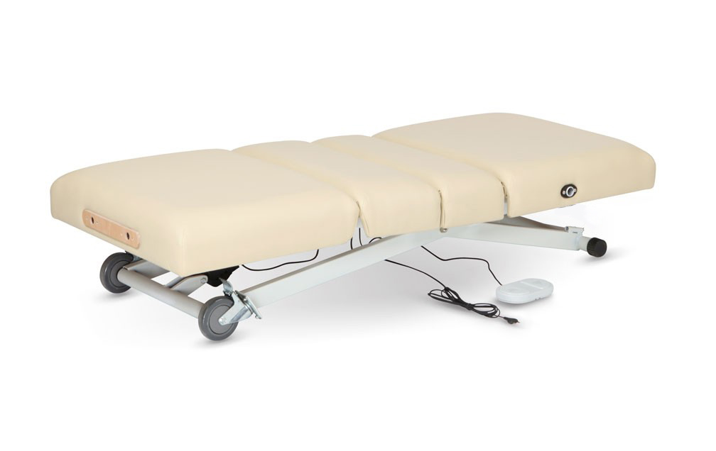 pneumatic tilt salon top electric lift massage table