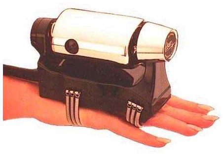 Small oster vibrator