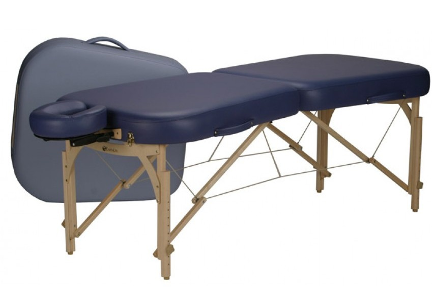 Infinity portable massage tables earthlite for Massage table