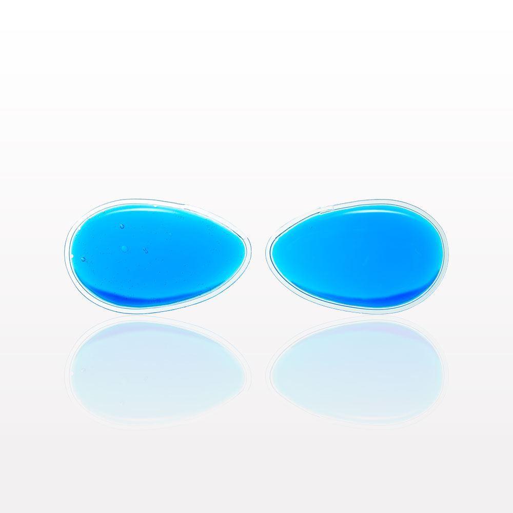 Oval Gel Eye Patches Blue Gel Eye Masks 505300