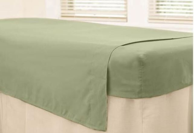 Fitted Non Elastic Sheet Comphy Massage Sheets Amp Table